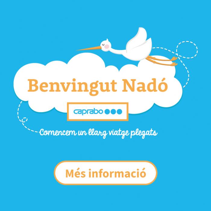 Benvingut Nadó - Caprabo